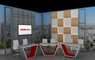 3D ILLUSTRATION VISUAL PRIOR TO CONSTRUCTION